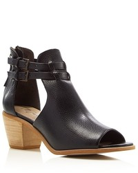 Matisse Columbia Cutout Open Toe Booties