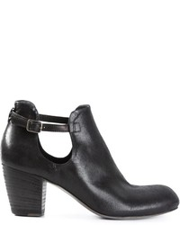 Cut out detail ankle boots medium 160852