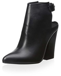 Intentionally Blank Bally Cut Out Ankle Boot