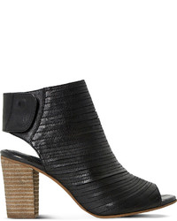 Dune Jayda Leather Ankle Boots