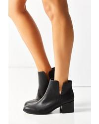 Lourdes Cutout Ankle Boot