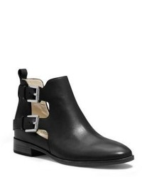 Michael Kors Michl Kors Anya Leather Ankle Boot