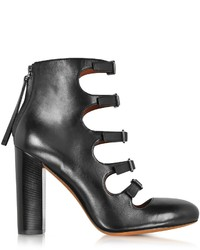 Marc by Marc Jacobs Seditionary Black Leather Ankle Boot