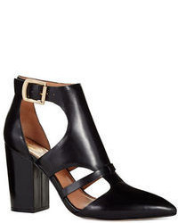 Vince Camuto Signature Resina Cut Out Ankle Booties