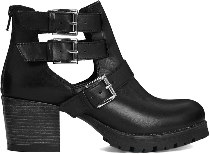 Carvela Stole Cut Out Leather Ankle Boots | Where to buy & how to wear