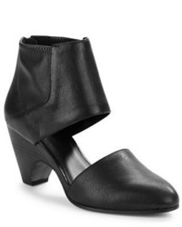Eileen Fisher Tango Leather Ankle Boot
