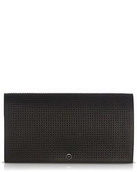 ae2bb9501fe Karen Millen Clutch Perforated Karen Millen Clutch Perforated Out of stock Clutch  Black Cutout Leather ...