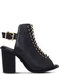 KG by Kurt Geiger Mandy Leather Ankle Boots