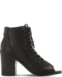 Steve Madden Tempting Peep Toe Ankle Boots