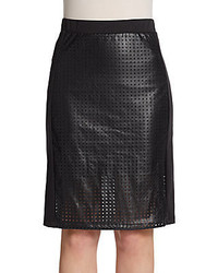 Charlotte Russe Faux Leather Envelope Skirt | Where to buy & how ...
