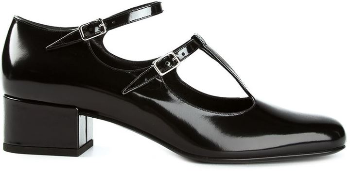 Saint Laurent Babies Mary Jane Shoes Where To Buy How To Wear