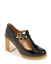 Topshop Gess Mary Jane T Strap Pump