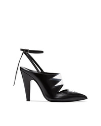 Calvin Klein 205W39nyc Kai 105 Cutout Leather Pumps
