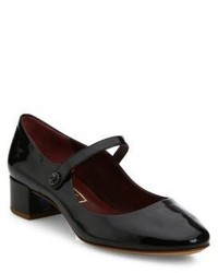 Marc Jacobs Lexi Patent Leather Mary Jane Pumps