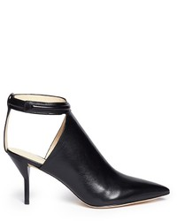 3.1 Phillip Lim Martini Cutout Leather Pumps