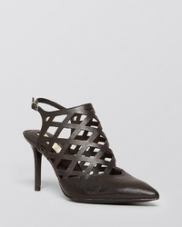 Lauren Ralph Lauren Pointed Toe Slingback Pumps Kennan