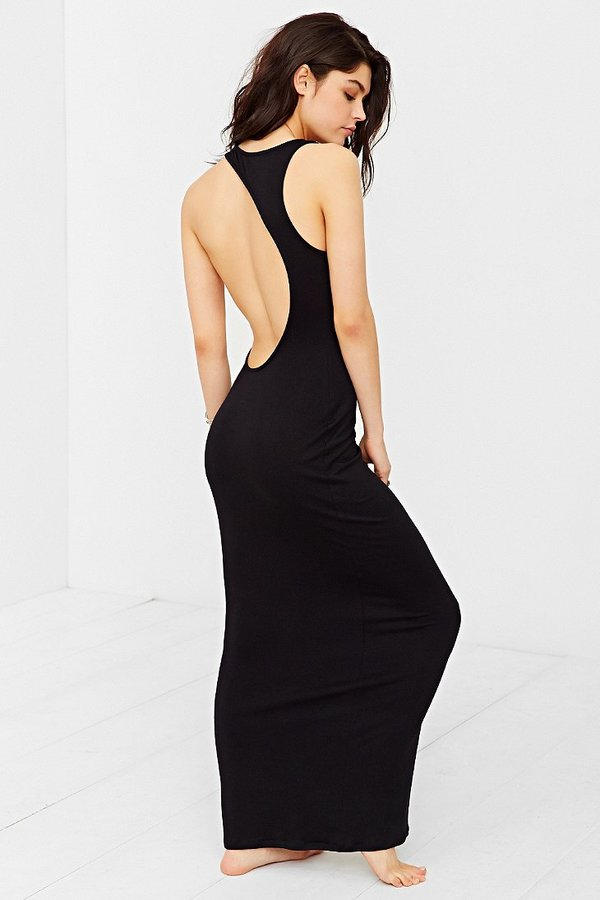 e32612e0800 ... Urban Outfitters Out From Under Modern Cutaway Maxi Dress ...