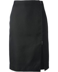 Lanvin Slit Detail Skirt