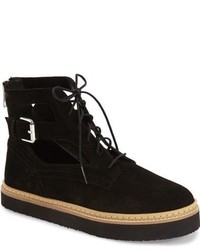 Topshop Attack Cutout Bootie