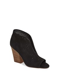 Vince Camuto Kainan Open Toe Bootie