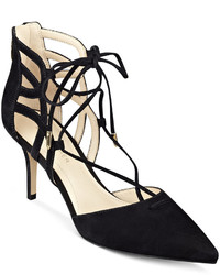 Marc Fisher Truthe Suede Pumps
