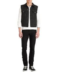 Acne Studios Jam Vest Black Size 52