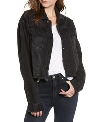 DL 1961 Annie Crop Denim Jacket