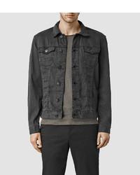 AllSaints Stretent Denim Jacket