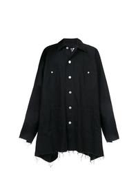 Kidill Asymmetric Denim Jacket