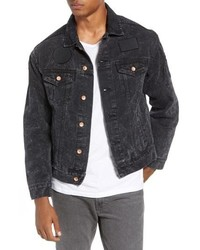 BARKING IRONS Barking Iron What Difference Does It Make Denim Jacket