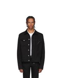 1017 Alyx 9Sm Black Denim Pocket Jacket