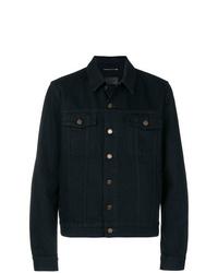 Saint Laurent Buttoned Jacket