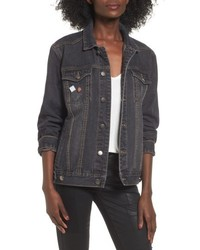 Clothing girl gang denim jacket medium 5209384