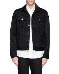 Givenchy Cotton Denim Jacket