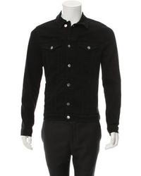 Frame Denim Dark Denim Jacket