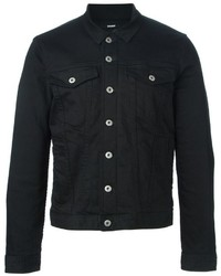 Dondup Buttoned Denim Jacket