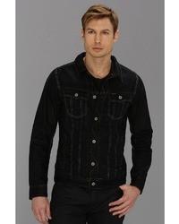 G Star G Star Slim Tailor 3d Jacket In Lexicon Indigo Aged