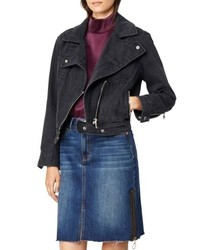 Habitual Gianna Moto Denim Jacket