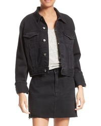 Le cuffed denim jacket medium 3722860