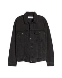 Topman Oversize Denim Jacket