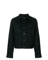 Calvin Klein 205W39nyc Patch Appliqu Denim Jacket