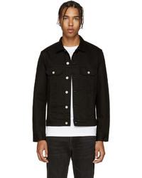 Paul Smith Ps By Black Denim Jacket