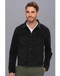 Big Star Standard Denim Jacket In Black