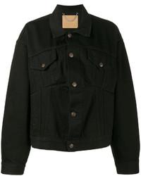 Balenciaga Swing Denim Jacket
