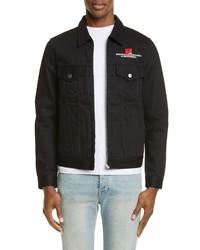 Palm Angels X Trucker Jacket