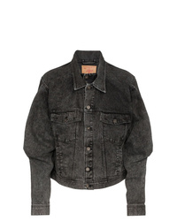 Y/Project Y Project Double Front Denim Jacket