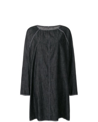 MM6 MAISON MARGIELA Oversized Denim Dress
