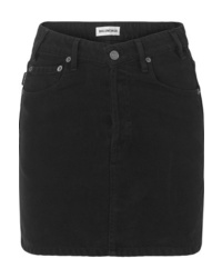 Balenciaga Denim Mini Skirt