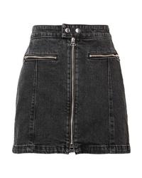 Rag & Bone Isabel Denim Mini Skirt
