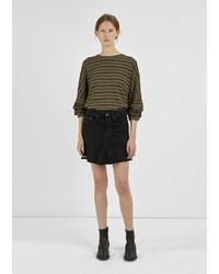 6397 Patchwork Mini Skirt